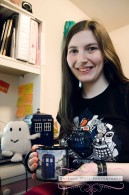 Whovian Photographer Marion Indiana